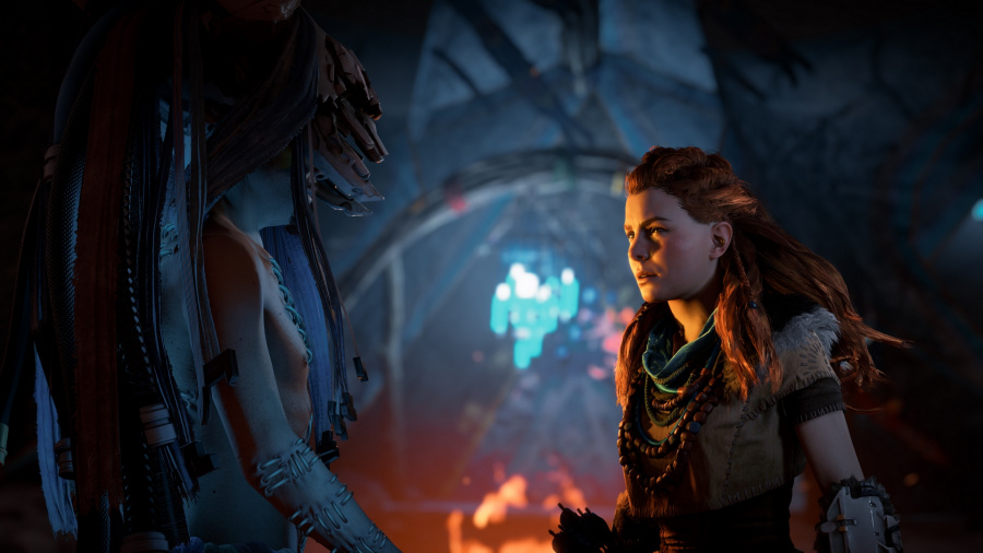 Horizon Zero Dawn: The Frozen Wilds Review - Screenshot 2 of 4