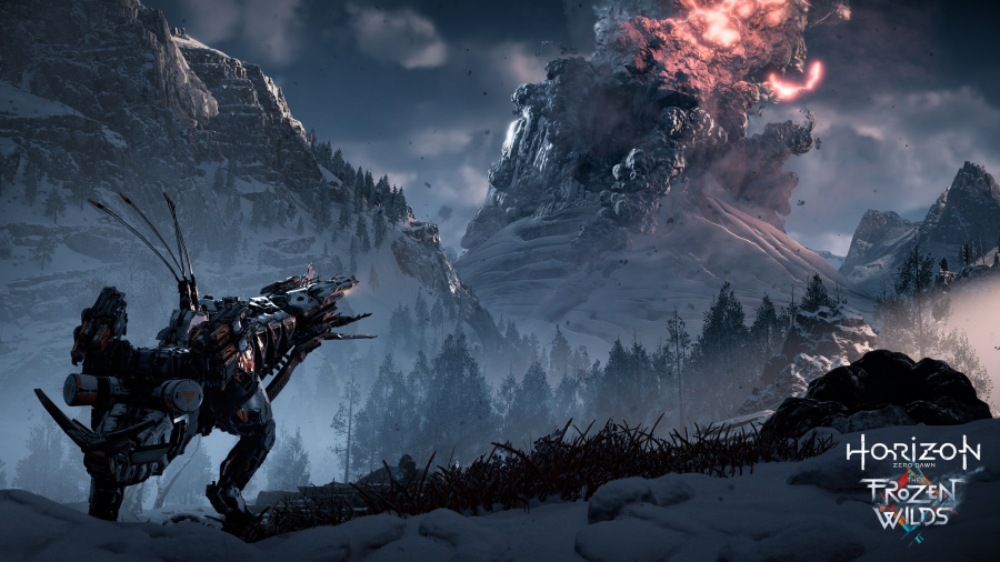 Horizon Zero Dawn: The Frozen Wilds Review - Screenshot 4 of 4