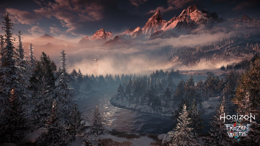 Horizon Zero Dawn: The Frozen Wilds Review - Screenshot 1 of 4