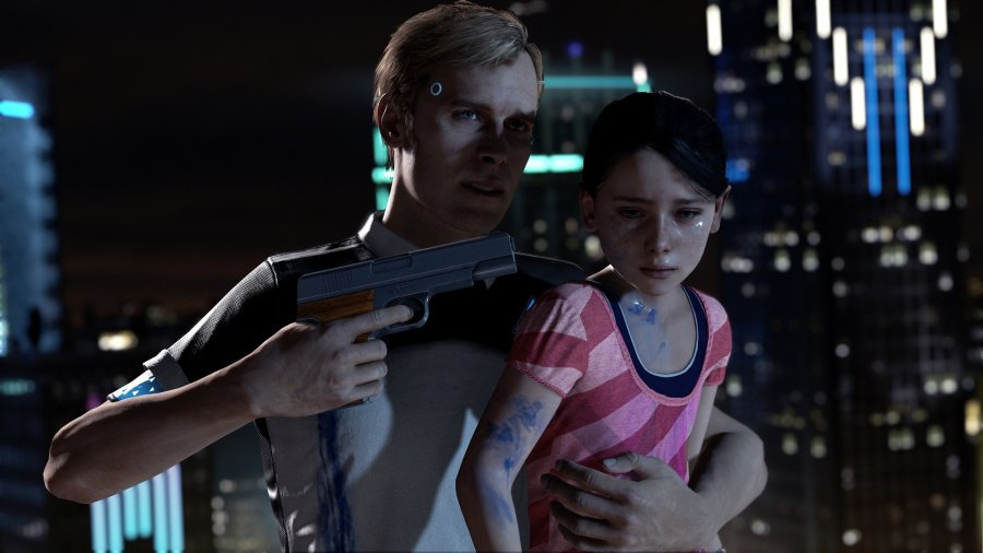 Detroit: Become Human Review - Screenshot 4 of 5