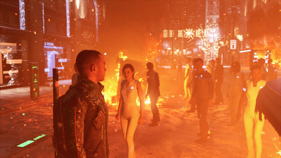 Detroit: Become Human Review - Screenshot 1 of 6