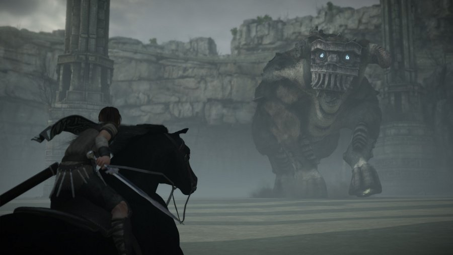 Shadow of the Colossus Review - Screenshot 1 of 4