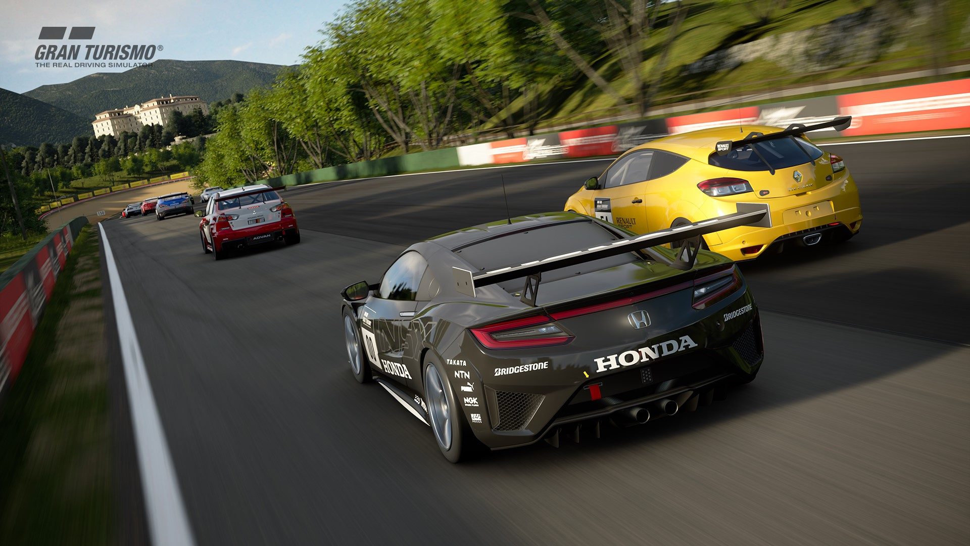 gran turismo sport ps4 playstation 4 news reviews trailer screenshots. Black Bedroom Furniture Sets. Home Design Ideas