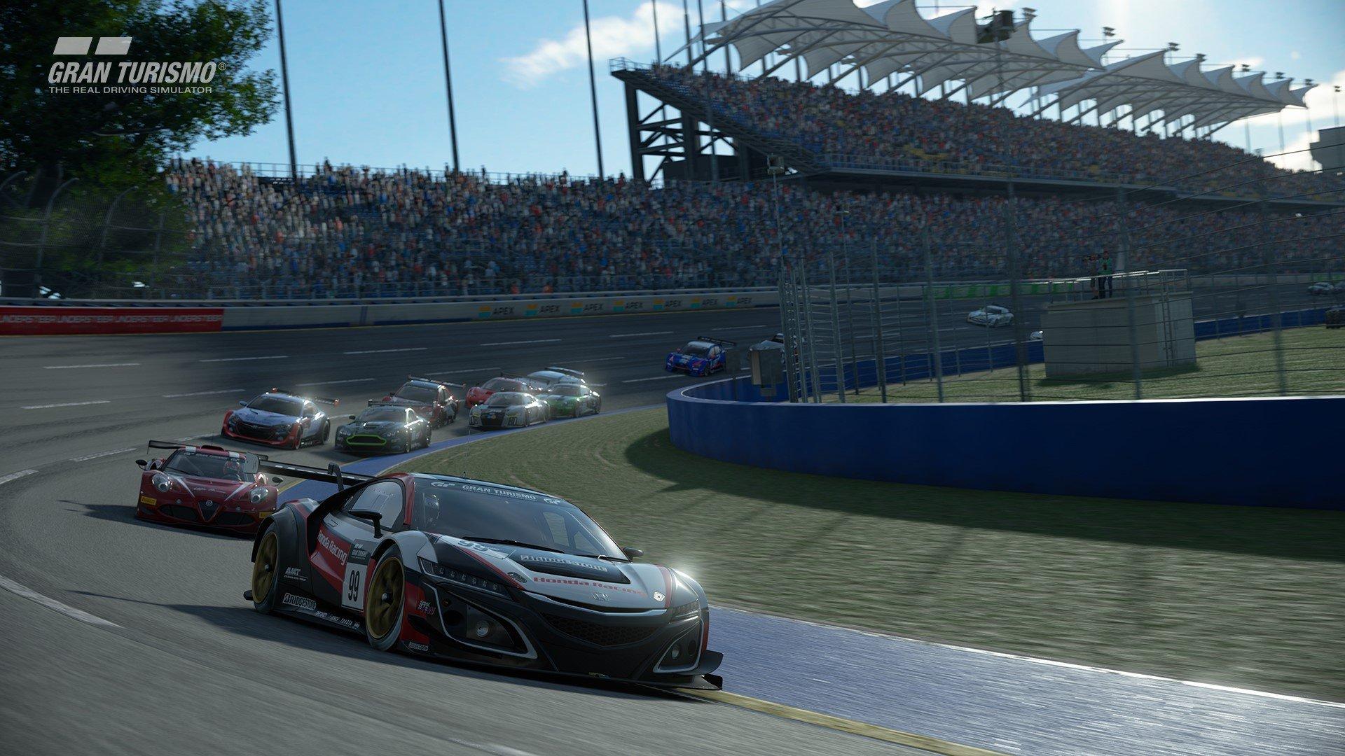Gran Turismo Release Date >> Gran Turismo Sport (PS4 / PlayStation 4) Game Profile ...