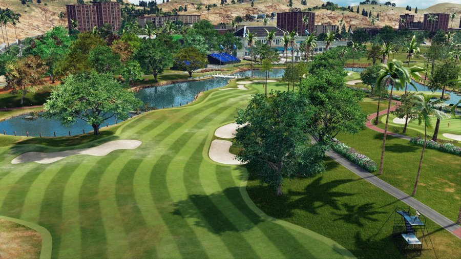 Everybody's Golf Review - Screenshot 1 of 5