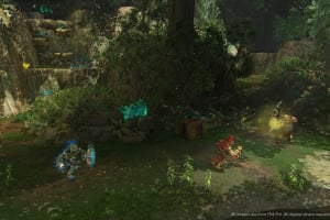 Knack 2 Screenshot