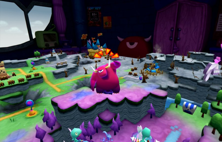 No Heroes Allowed! VR Review - Screenshot 2 of 3