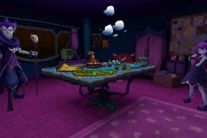 No Heroes Allowed! VR Screenshot