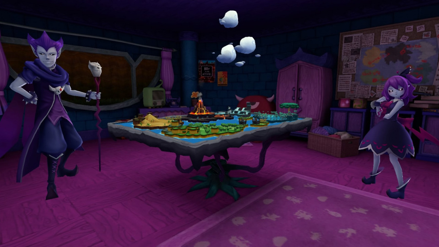 No Heroes Allowed! VR Review - Screenshot 1 of 2