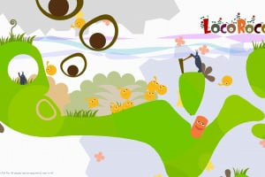 LocoRoco 2 Remastered Screenshot