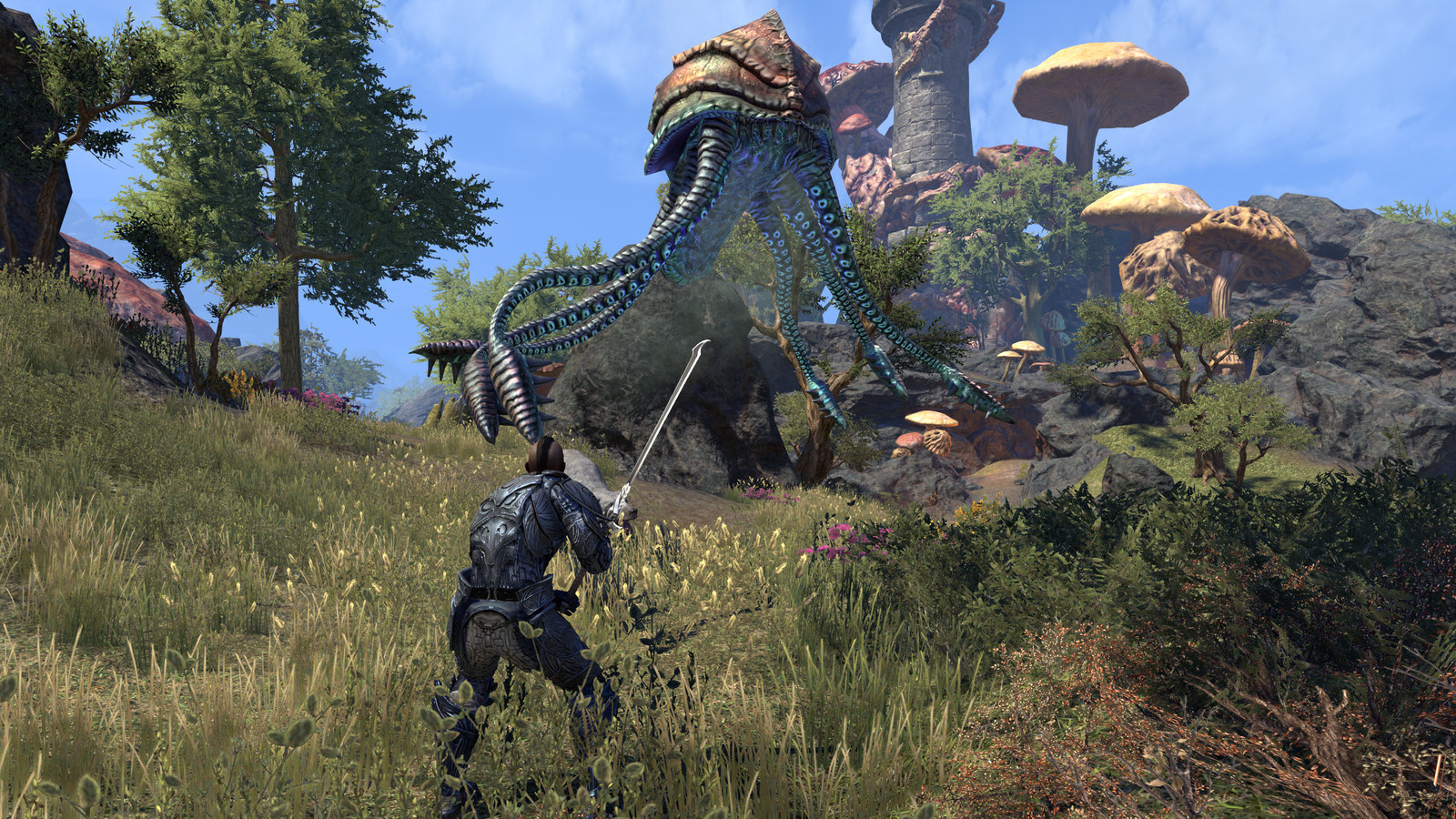 The Elder Scrolls Online: Morrowind Review (PS4) | Push Square