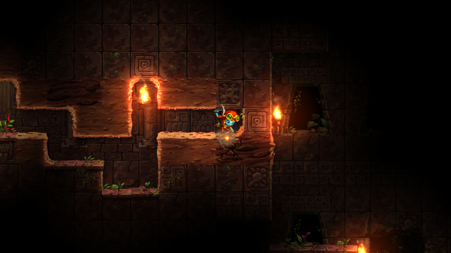 SteamWorld Dig 2 Review - Screenshot 3 of 4