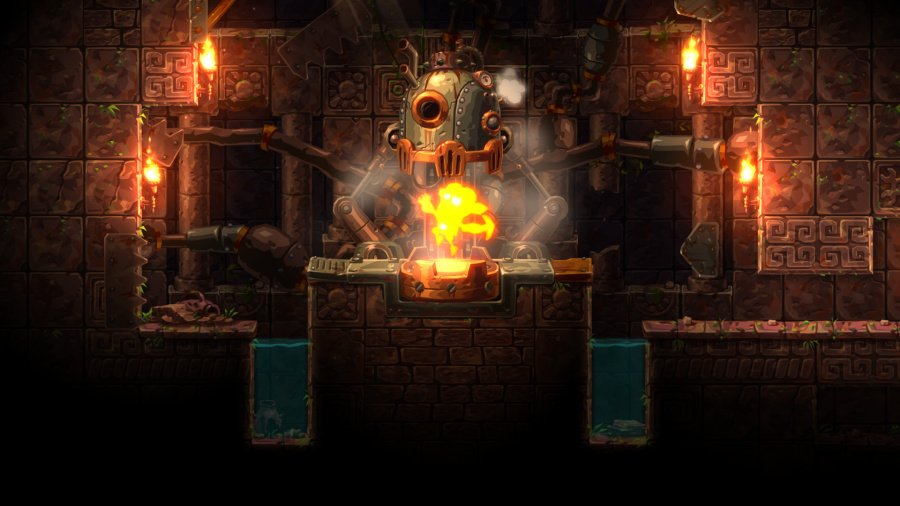 SteamWorld Dig 2 Review - Screenshot 4 of 4