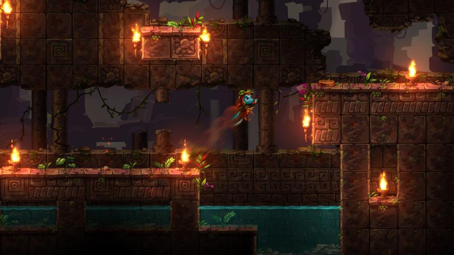 SteamWorld Dig 2 Review - Screenshot 4 of 4