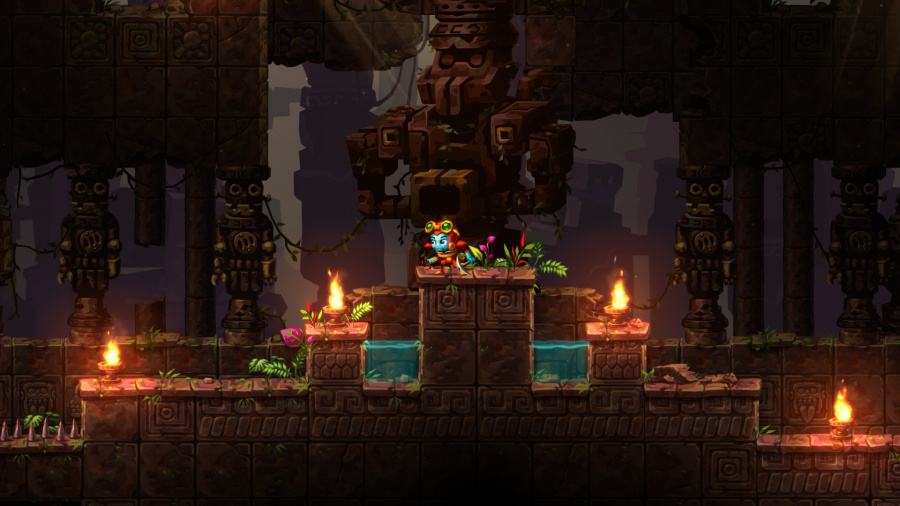 SteamWorld Dig 2 Review - Screenshot 2 of 4