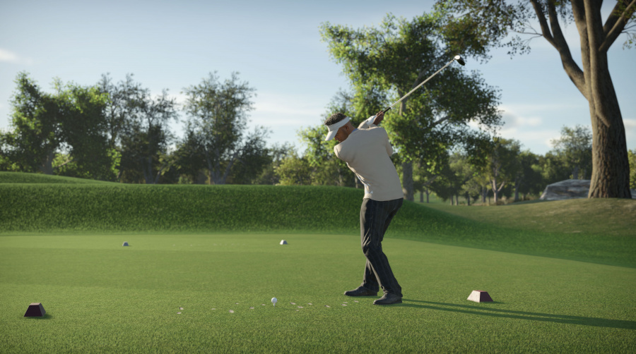 The Golf Club 2 Review - Screenshot 1 of 4