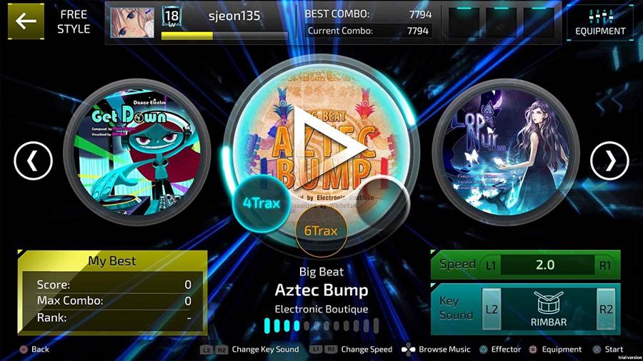 Superbeat: Xonic Review - Screenshot 2 of 2