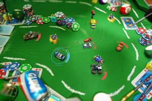 Micro Machines: World Series Screenshot