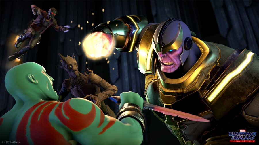 Guardians of the Galaxy: Episode Two - Under Pressure Review - Screenshot 1 of 3