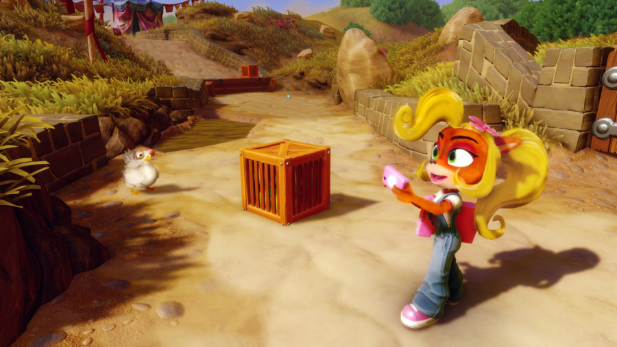 Crash Bandicoot N. Sane Trilogy Review - Screenshot 1 of 4