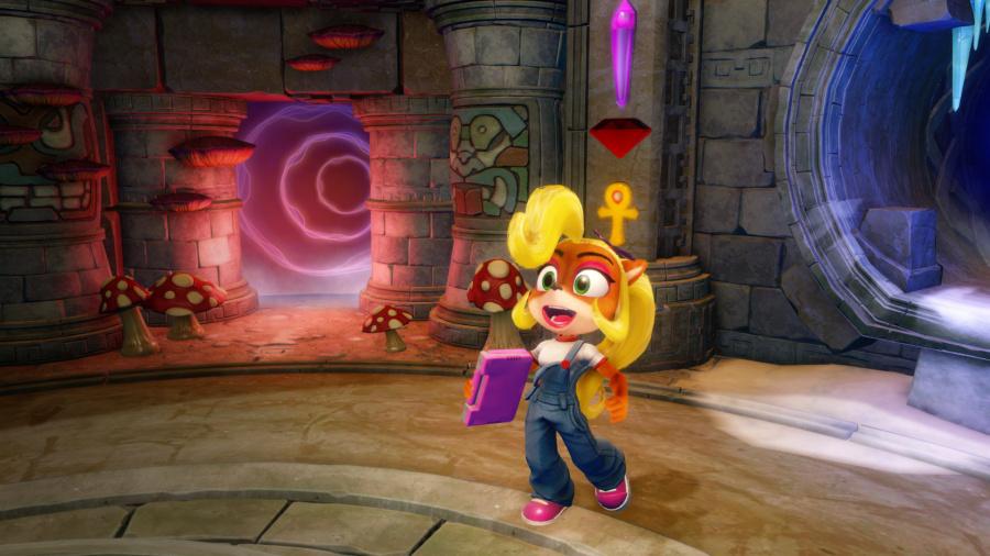 Crash Bandicoot N. Sane Trilogy Review - Screenshot 2 of 4