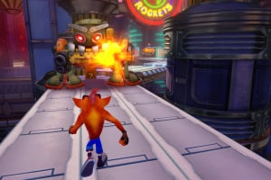Crash Bandicoot N. Sane Trilogy Screenshot