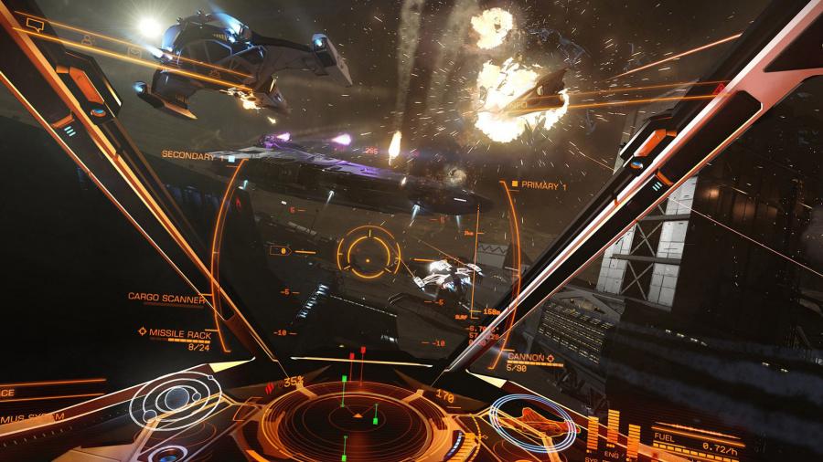 Elite Dangerous Review - Screenshot 2 of 6