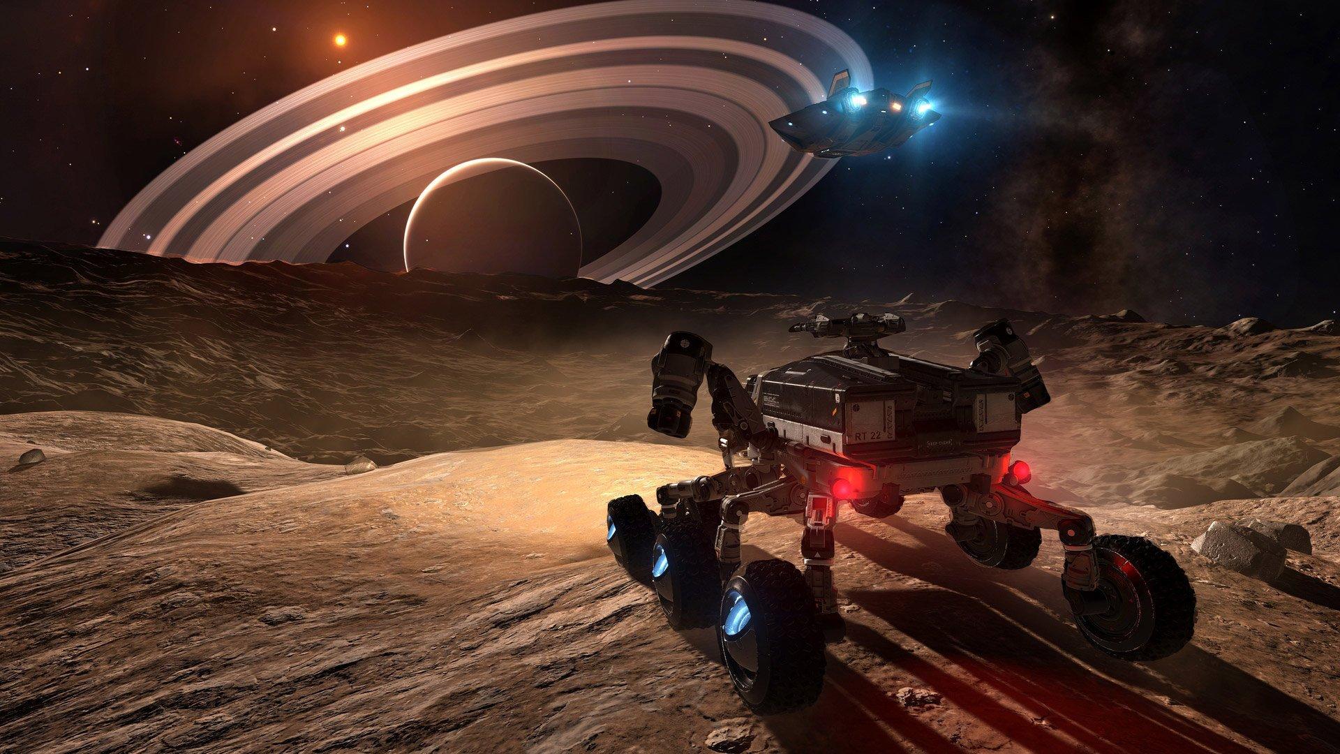 Frontier X4 >> Elite Dangerous (PS4 / PlayStation 4) News, Reviews, Trailer & Screenshots