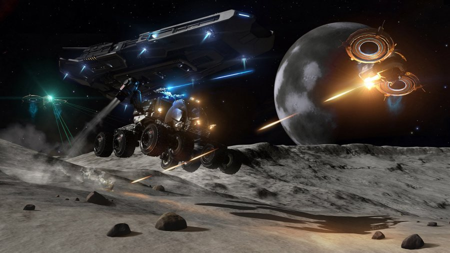 Elite Dangerous Review - Screenshot 4 of 5