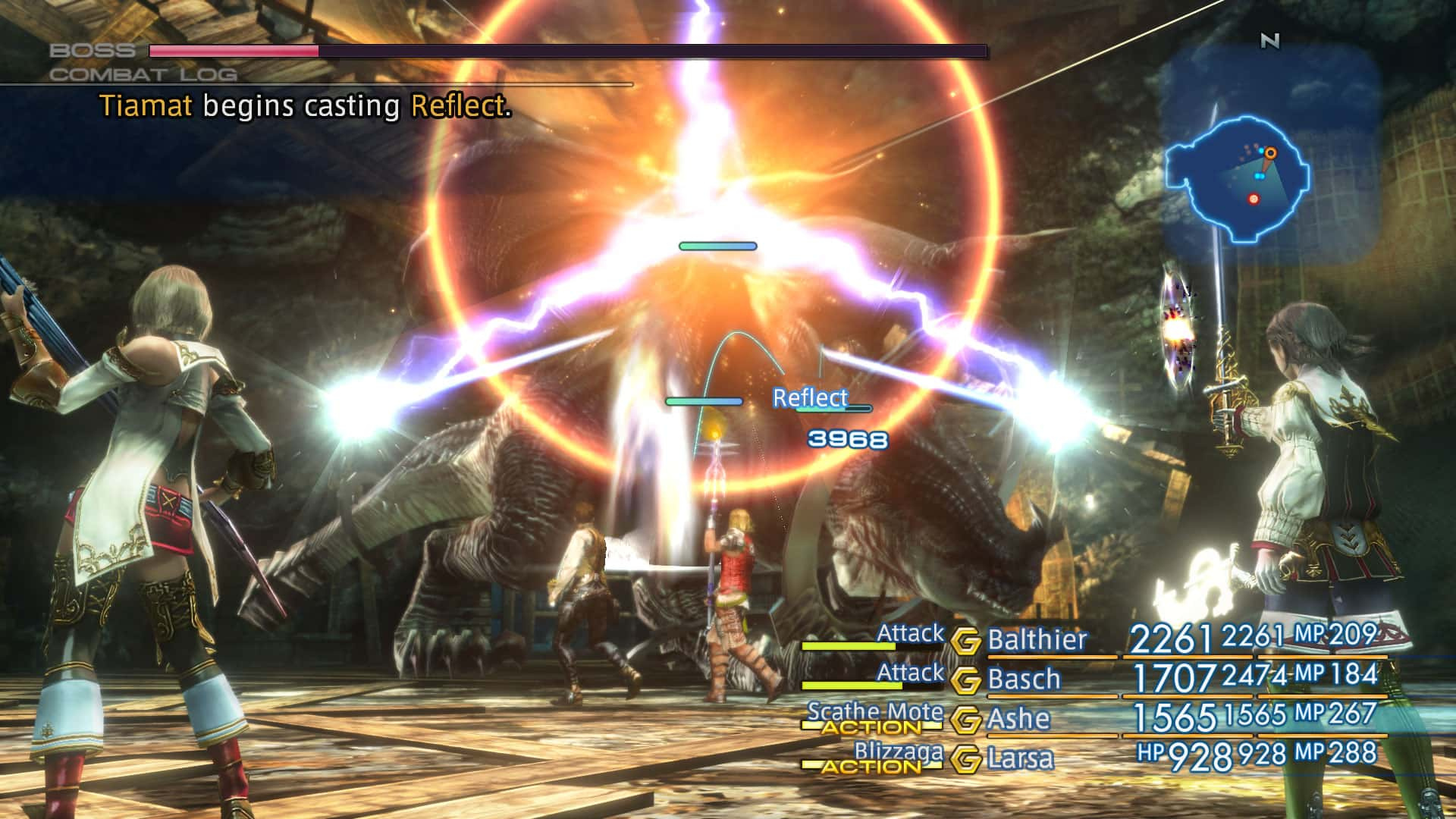 Final Fantasy Xii The Zodiac Age Review Ps4 Push Square