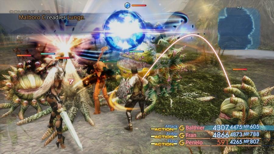 Final Fantasy XII: The Zodiac Age Review - Screenshot 3 of 5