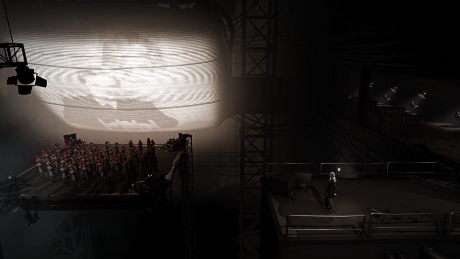 Black The Fall Review - Screenshot 1 of 3