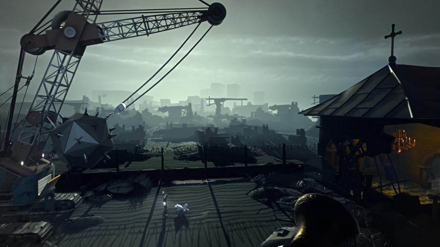 Black The Fall Review - Screenshot 3 of 3
