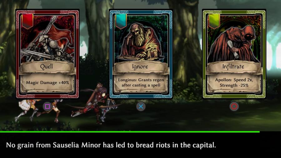 Fallen Legion: Sins of an Empire Review - Screenshot 4 of 4