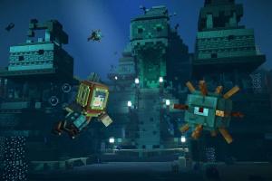 Minecraft: Story Mode Season Two - Episode 1: Hero in Residence Screenshot