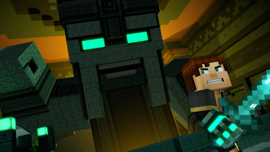 Minecraft: Story Mode Season Two - Episode 1: Hero in Residence Review - Screenshot 1 of 3