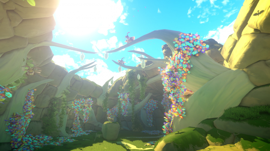 Yonder: The Cloud Catcher Chronicles Review - Screenshot 2 of 3