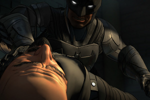 Batman: The Enemy Within - Episode One: The Enigma Screenshot