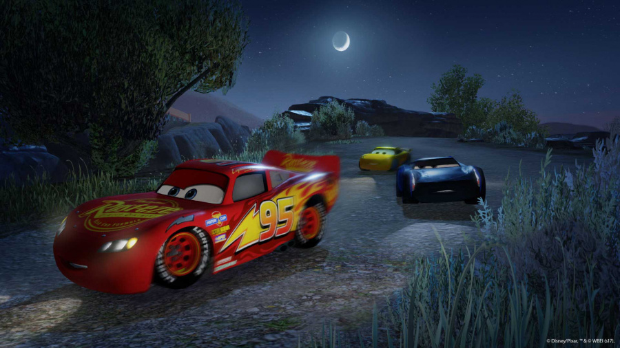 Cars 3: Driven to Win Review - Screenshot 2 of 3