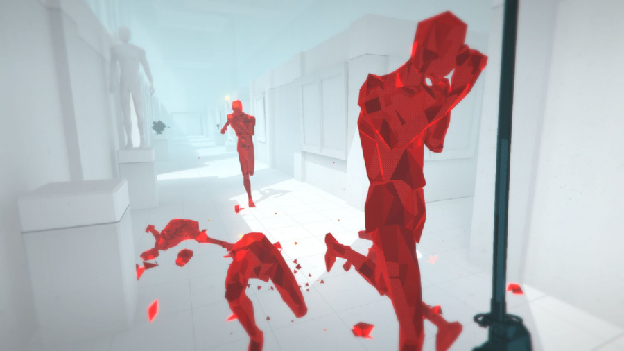 SUPERHOT Review - Screenshot 1 of 3
