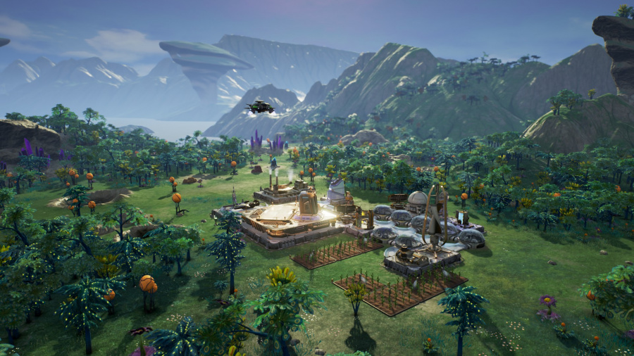 Aven Colony Review - Screenshot 1 of 4