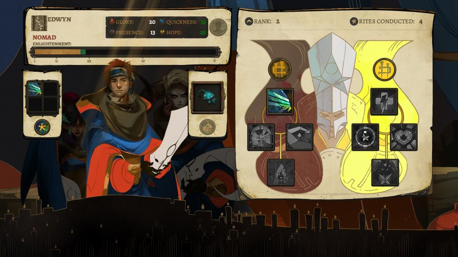 Pyre Review - Screenshot 4 of 4
