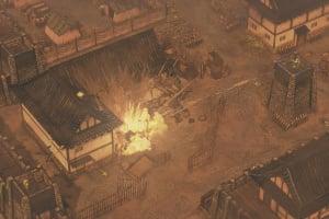 Shadow Tactics: Blades of the Shogun Screenshot