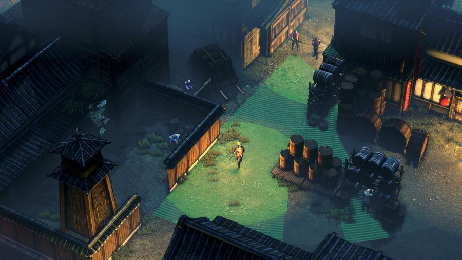 Shadow Tactics 4
