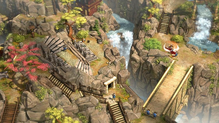 Shadow Tactics: Blades of the Shogun Review - Screenshot 1 of 5