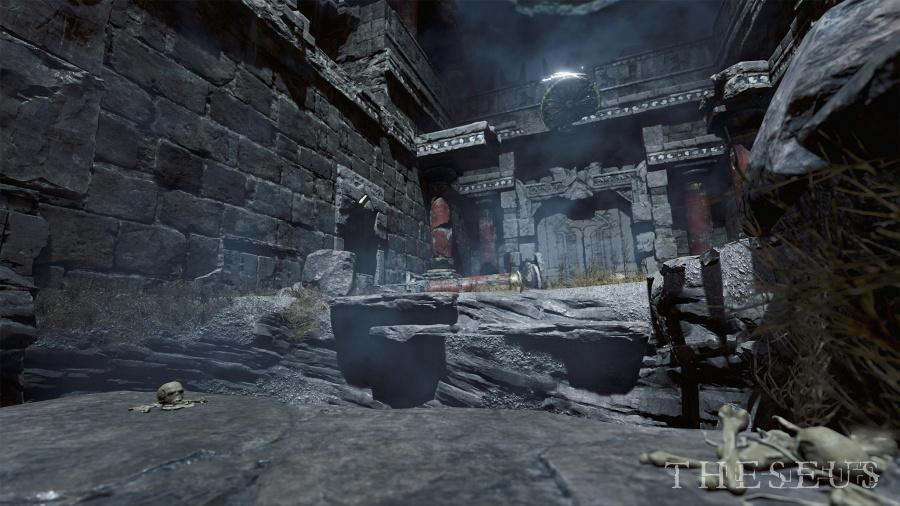 Theseus Review - Screenshot 1 of 3