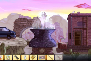 Demetrios - The BIG Cynical Adventure Screenshot