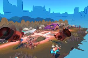 Dino Frontier Screenshot