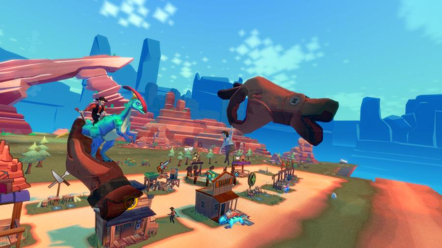 Dino Frontier Screenshot02