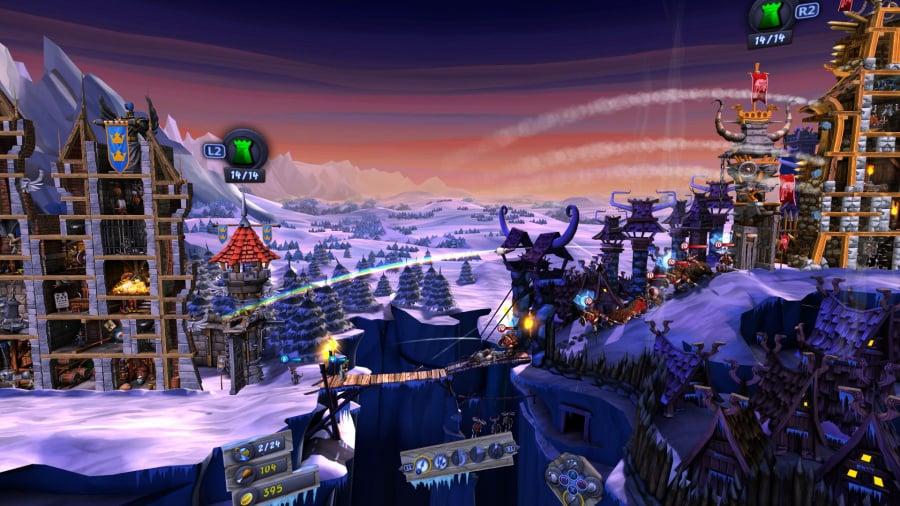 CastleStorm VR Review - Screenshot 4 of 4